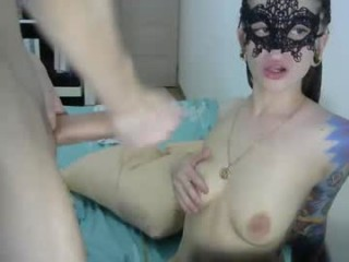 mr_alex_and_girls_ broadcast blowjob sessions featuring hardcore throat-fucking with a cock or a dildo