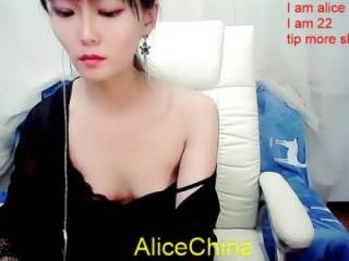 alicechina  webcam sex
