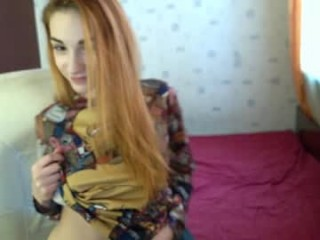 gingerpretty  webcam sex