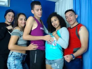 study_group_show_x broadcast anal fucking sessions with tight little asshole getting stretched out