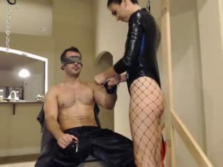 mrcooperxxx broadcast BDSM sessions with twisted domination that ends with a massive cum show
