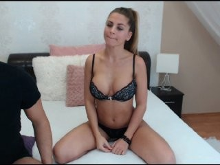 bestpovcouple broadcast blowjob sessions with sucking massive cocks and even bigger dildo toys