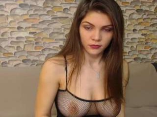 dyanne18 has an ohmibod that lets you control her orgasms while she's shamelessly masturbating