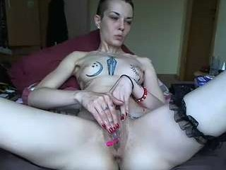 angelsdaniel broadcast cock-riding activities with BDSM toys and soaking wet pussy