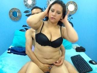 dominicandkat  webcam sex