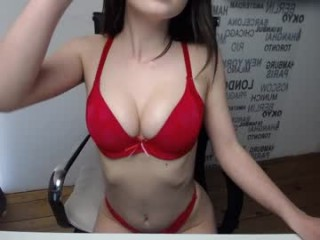 sonialeron has a perfect face with gorgeous features and big tits that look gorgeous every single time