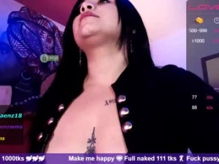 valeriesaenz broadcast cum shows featuring this hottie shamelessly getting an incredible orgasm