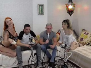 chicha_bar broadcast dirty, sizzling hot anal play performances featuring giving a blowjob