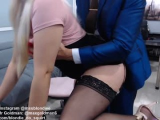 mssblondiee_  webcam sex