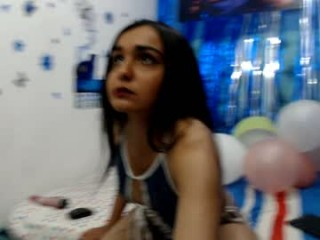 petite__candy takes off her sexy, skimpy and revealing bra to fuck her holes with massive toys